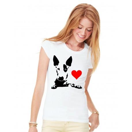 Koszulka Bulterier