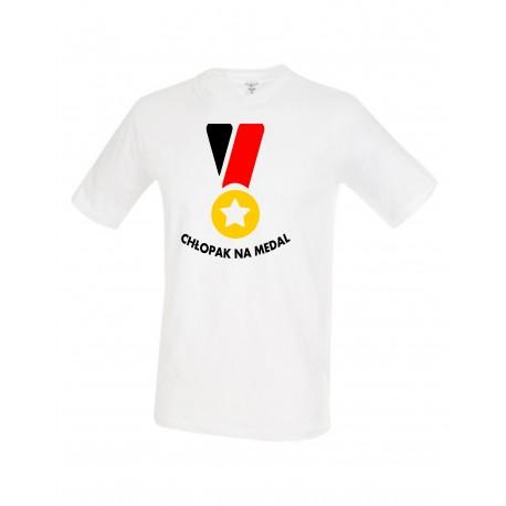 CHŁOPAK NA MEDAL Koszulka